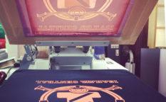 長崎のTシャツプリント