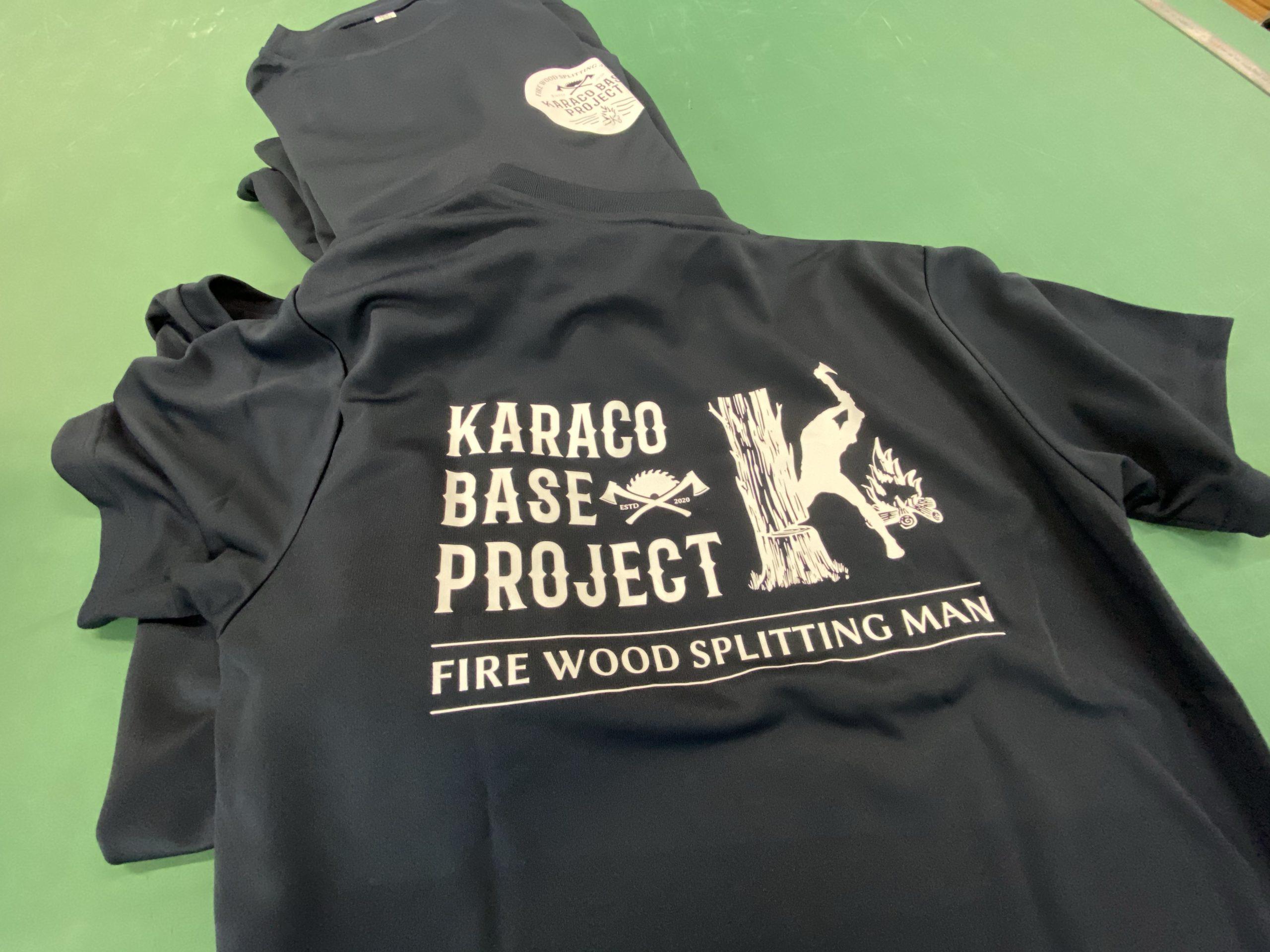 オリジナルTシャツ 1枚から製作致します!